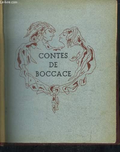 CONTES DE BOCCACE