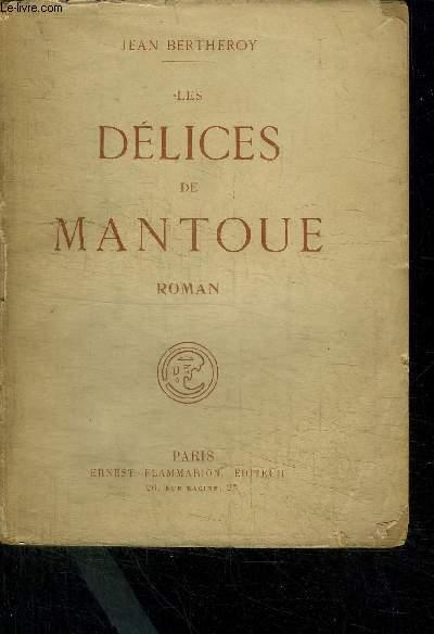 LES DELICES DE MANTOUE