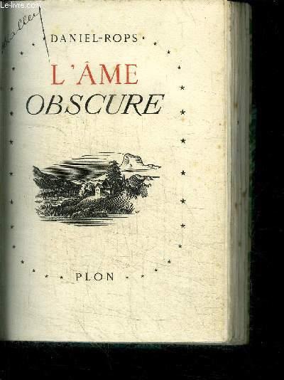 L'AME OBSCUR