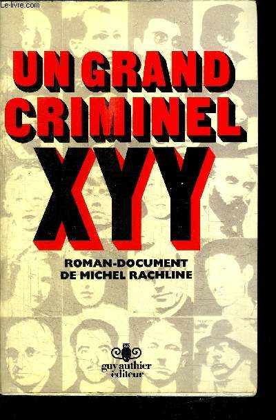 UN GRAND CRIMINEL XYY