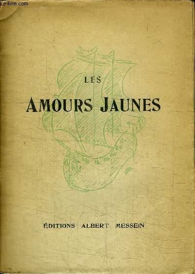 LES AMOURS JAUNES