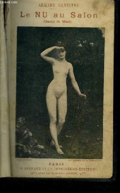 LE NU AU SALON DE 1896 (CHAMP DE MARS)