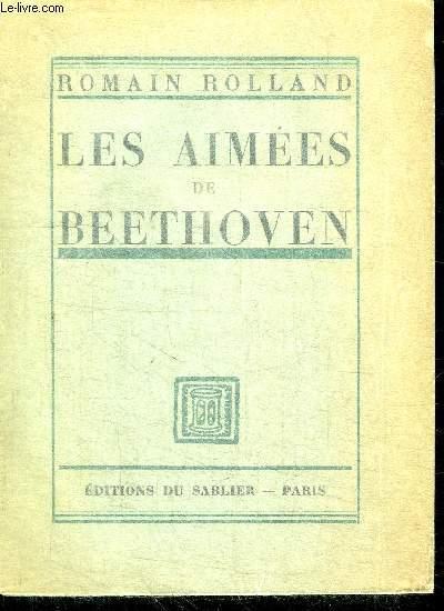 LES AIMEES DE BEETHOVEN