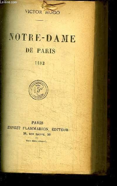NOTRE-DAME DE PARIS 1492