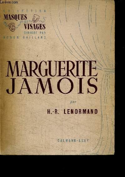 MARGUERITE JAMOIS / COLLECTION MASQUES ET VISAGES