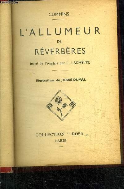 L'ALLUMEUR DE REVERBERES