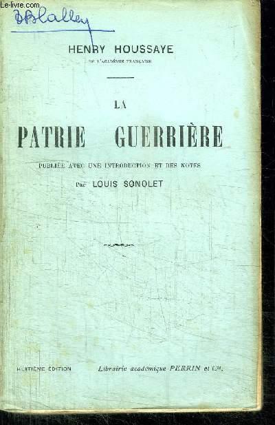 LA PATRIE GUERRIERE
