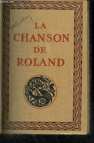 LA CHANSON DE ROLAND / 147e EDITION