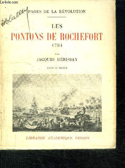 LES PONTONS DE ROCHEFORT 1794