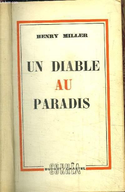 UN DIABLE AU PARADIS