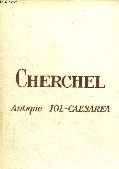 CHERCHEL - ANTIQUE IOL-CAESAREA