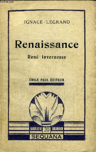 RENAISSANCE - RENE INVERNESSE