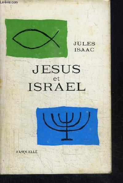 JESUS ET ISRAEL