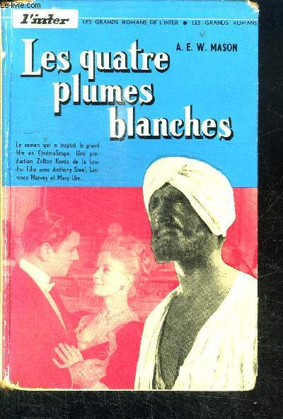 LES QUATRE PLUMES BLANCHES