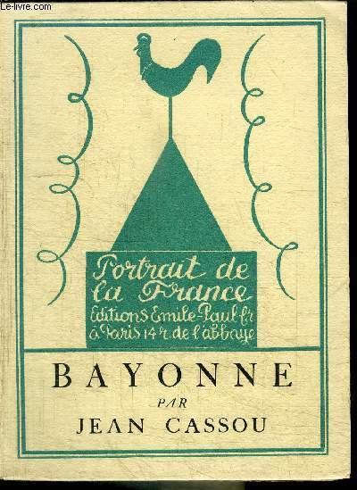 BAYONNE / COLLECTION PORTRAIT DE LA FRANCE