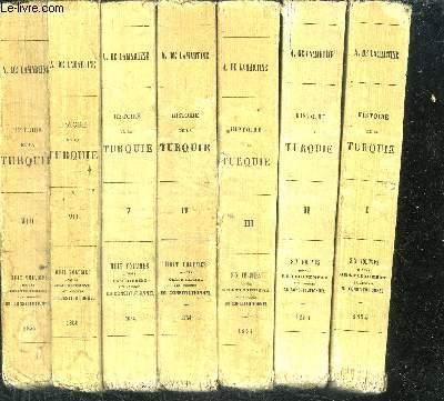 histoire de la turquie lamartine pdf