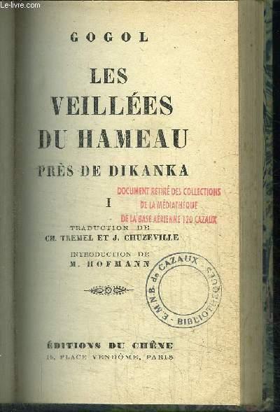 LES VEILLEES DU HAMEAU PRES DE DIKANKA - TOME 1