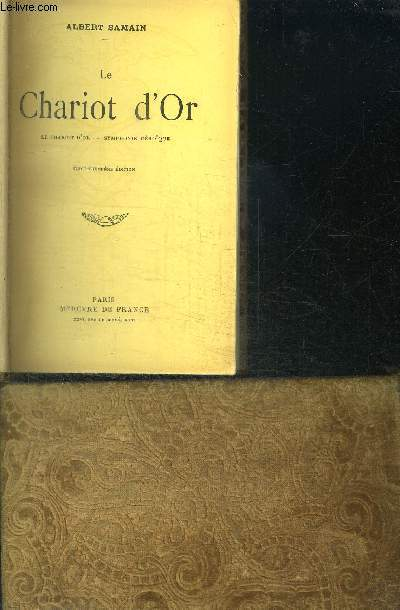 LE CHARIOT D'OR - 23E edition