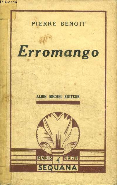 ERROMANGO / COLLECTION SEQUANA N°4