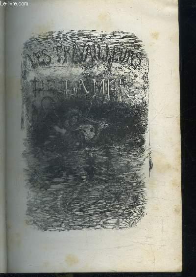 LES TRAVAILLEURS DE LA MER + WILLIAM SHAKESPEARE + LITTERATURE ET PHILOSOPHIE MELEES