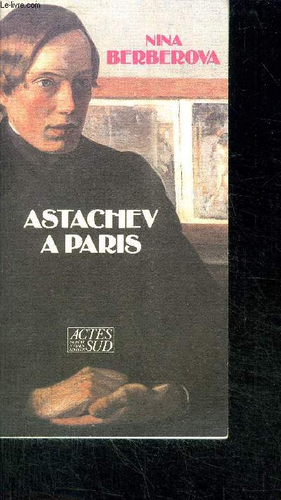 ASTACHEV A PARIS