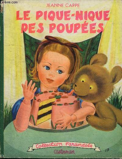LE PIQUE-NIQUE DES POUPEES / COLLECTION FARANDOLE