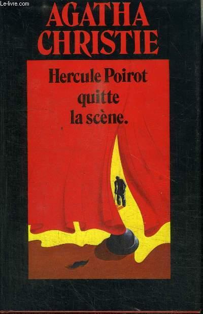 HERCULE POIROT QUITTE LA SCENE