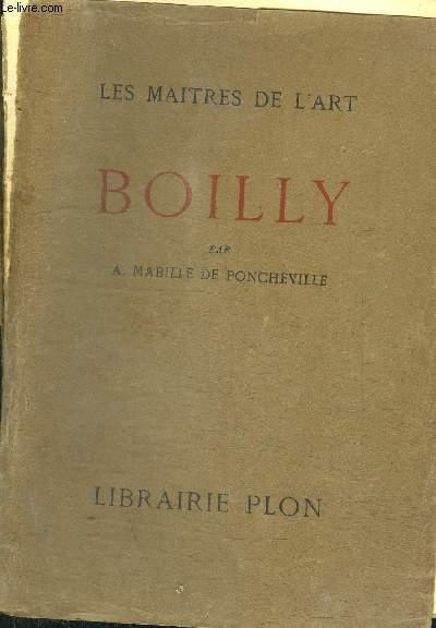 LES MAITRES DE L'ART - BOILLY
