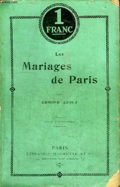 LES MARIAGES DE PARIS - 25e EDITION