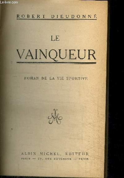 LE VAINQUEUR