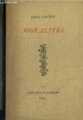 MORALITES