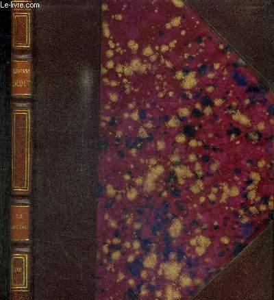 LA DOULOU (LA DOULEUR) 1887-1895 + LE TRESOR D'ARLATAN 1897 / TOME XVII DE LA COLLECTION OEUVRES COMPLETES ILLUSTREES -