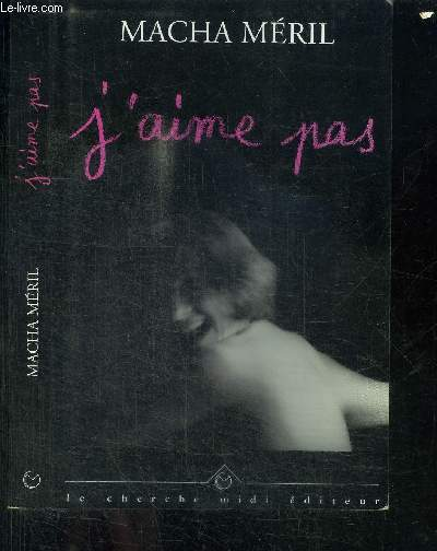 J'AIME PAS / COLLECTION AMOR FATI