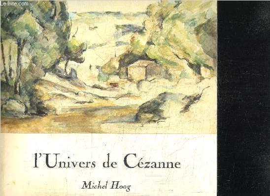 L'UNIVERS DE CEZANNE / LES CARNETS DE DESSINS