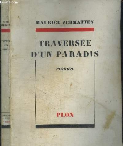 TRAVERSEE D'UN PARADIS