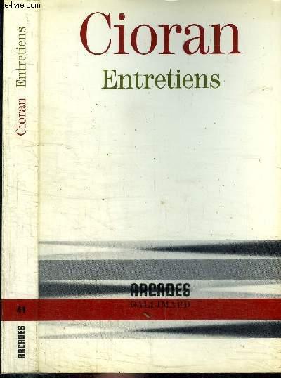 ENTRETIENS / COLLECTION ARCADES N°41