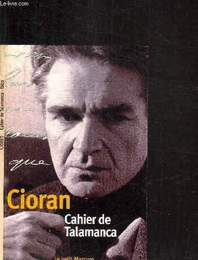 CAHIER DE TALAMANCA - IBIZA 31 JUILLET - 25 AOUT 1966