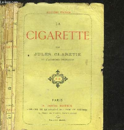 LA CIGARETTE / 8e EDITION