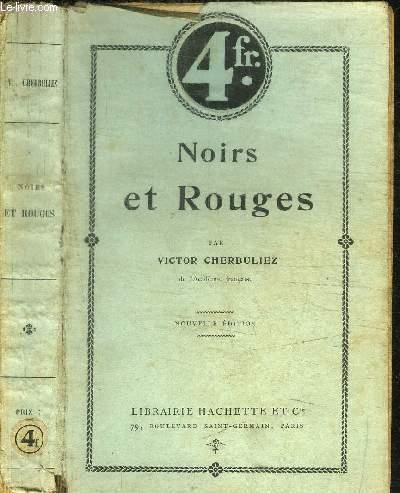 NOIRS ET ROUGES / 13e EDITION