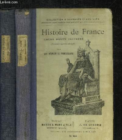 HISTOIRE DE FRANCE - COURS MOYEN ILLUSTRE N°104/104 BIS