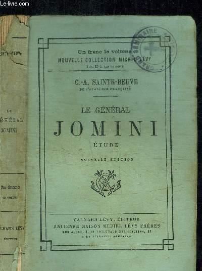 LE GENERAL JOMINI - ETUDE