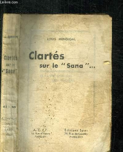 CLARTES SUR LE