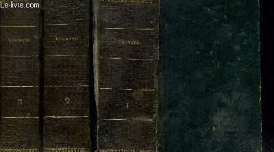 OEUVRES DE REGNARD - 3 VOLUMES