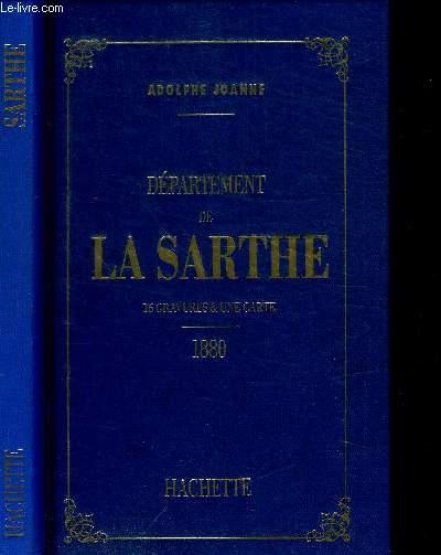 DEPARTEMENT DE LA SARTHE
