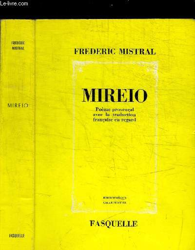 MIREIO - POEME PROVENCAL