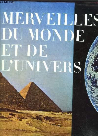 MERVEILLES DU MONDE ET DE L'UNIVERS / COLLECTION REALITES