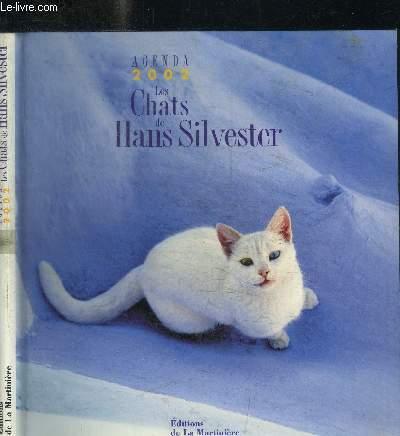 AGENDA 2002 - LES CHATS DE HANS SILVESTER