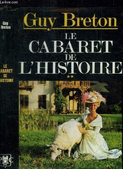 LE CABARET DE L'HISTOIRE **