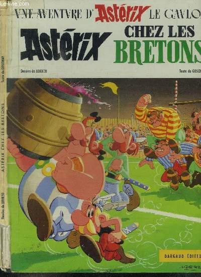 ASTERIX CHEZ LES BRETONS / UNE AVENTURE D'ASTERIX LE GAULOIS