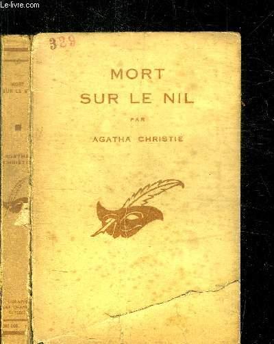 MORT SUR LE NIL / COLLECTION LE MASQUE